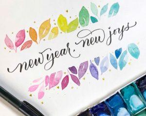 New Year, New Joys
