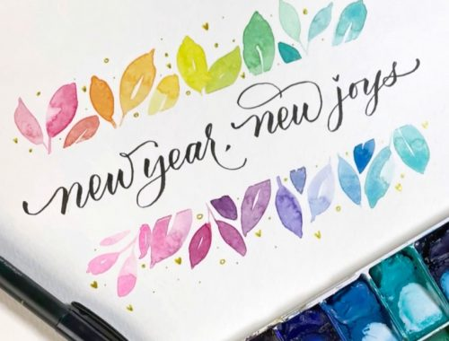 New Year, New Joys
